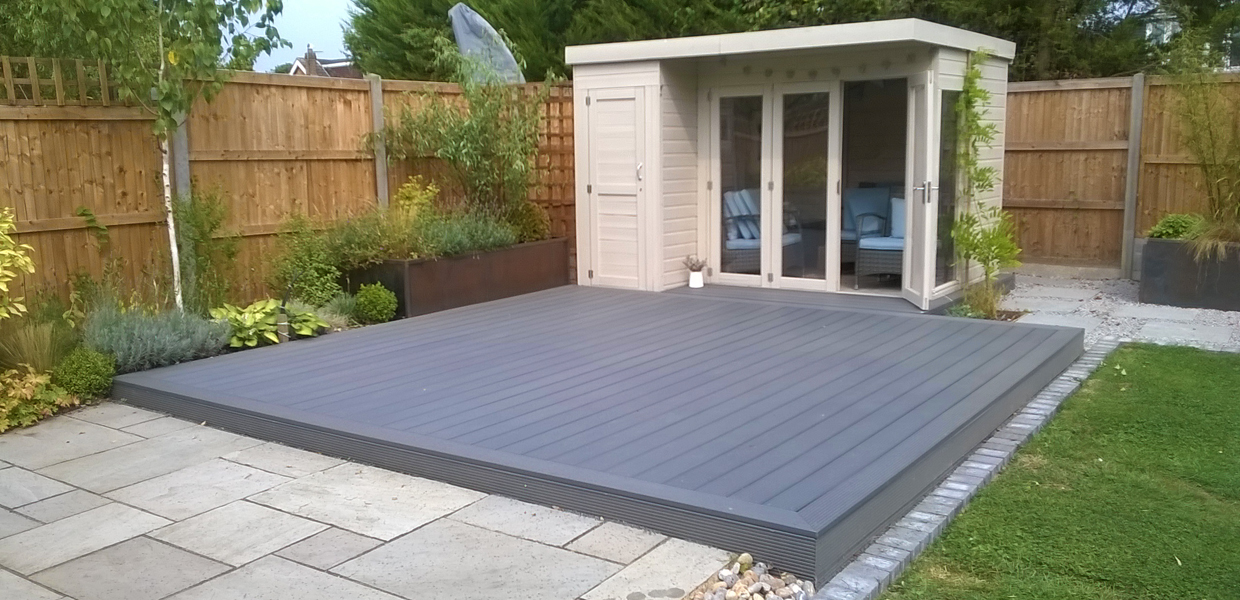 decking Hertford