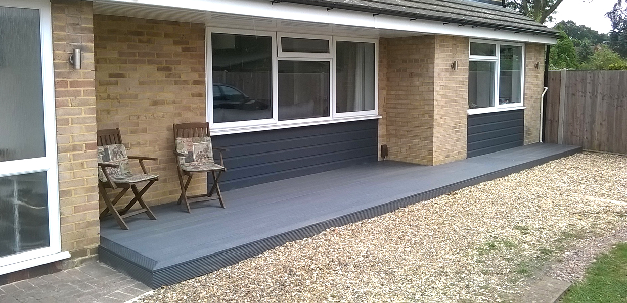 Decking Services Hertfordshire