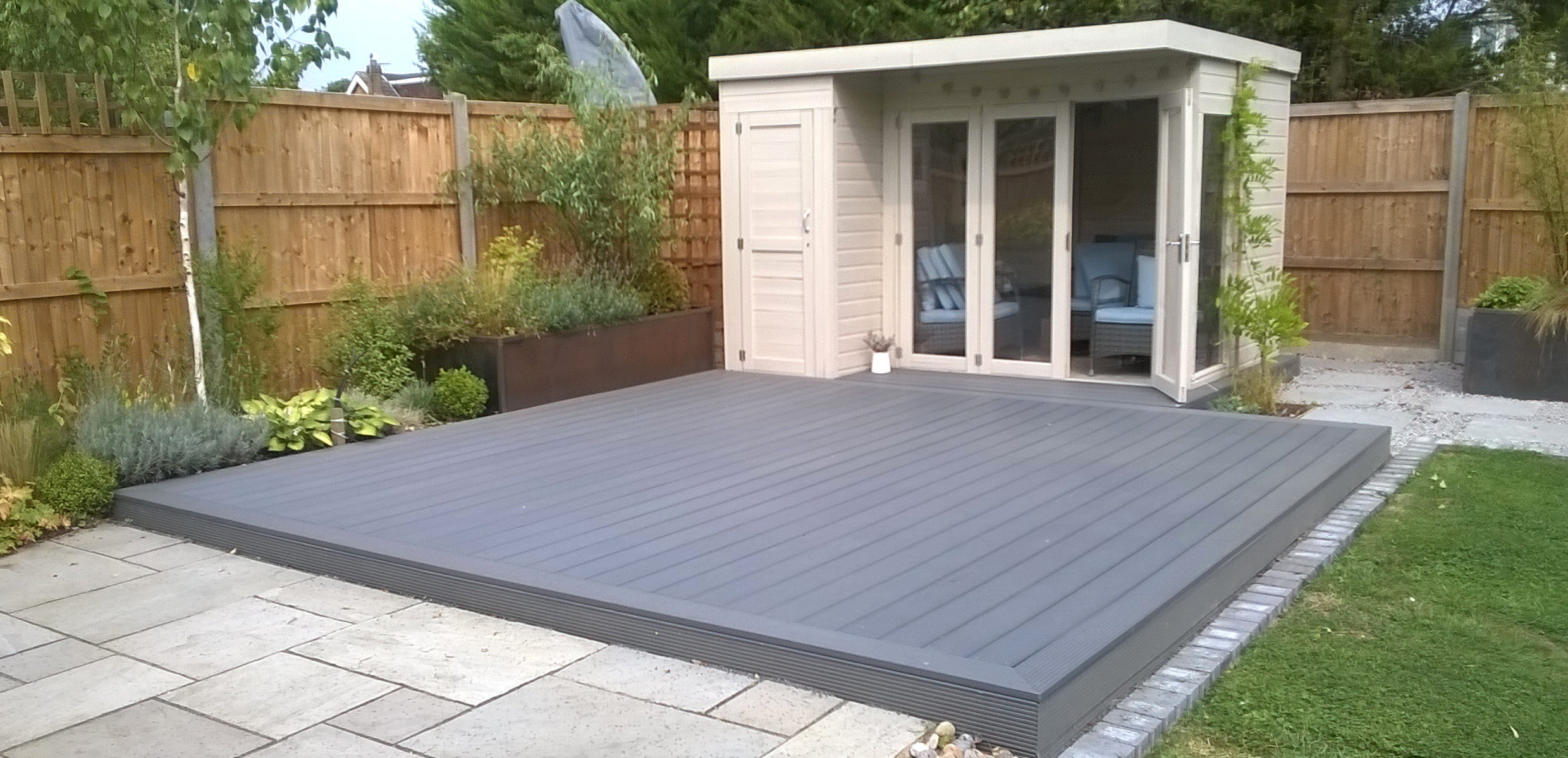 Decking Herts Essex